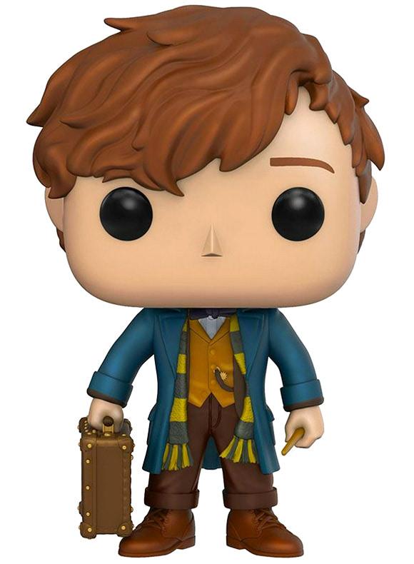 #01 Newt Scamander (Briefcase)