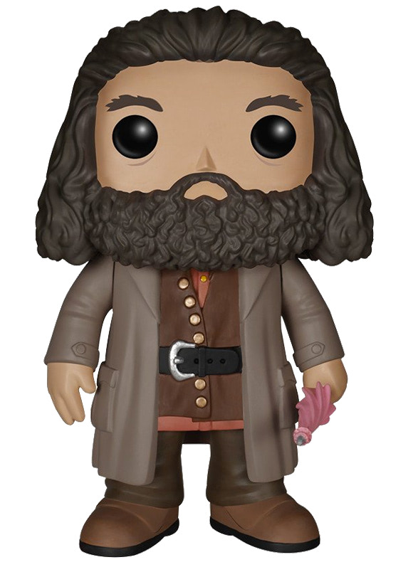 #07 Rubeus Hagrid (6″ Super Sized Pop)