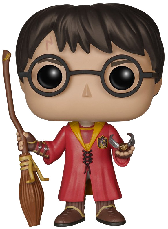 #08 Harry Potter (Quidditch)