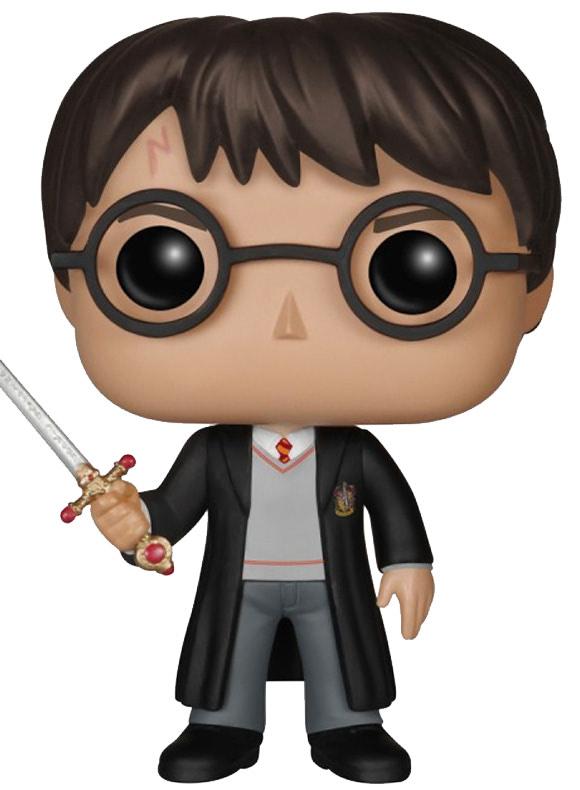 #09 Harry Potter (Sword of Gryffindor)