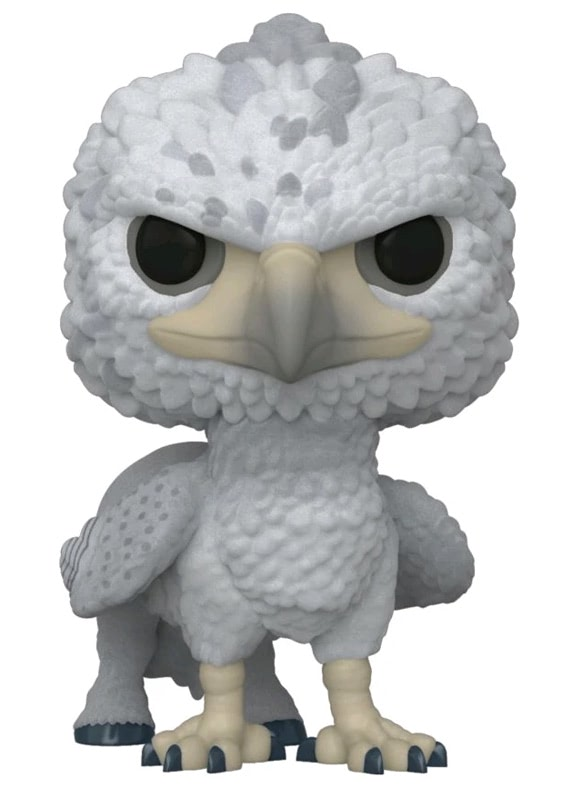 #104 Buckbeak (Black Eyes)