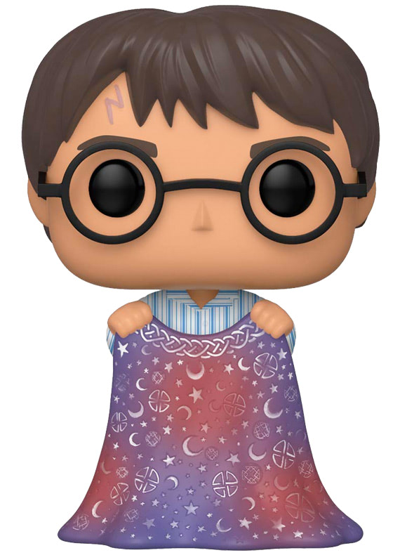 #112 Harry Potter (With Invisibility Cloak)