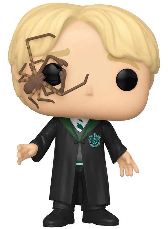 #117 Draco Malfoy (With Whip Spider)