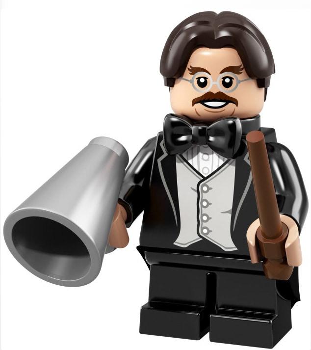 #13 Professor Flitwick