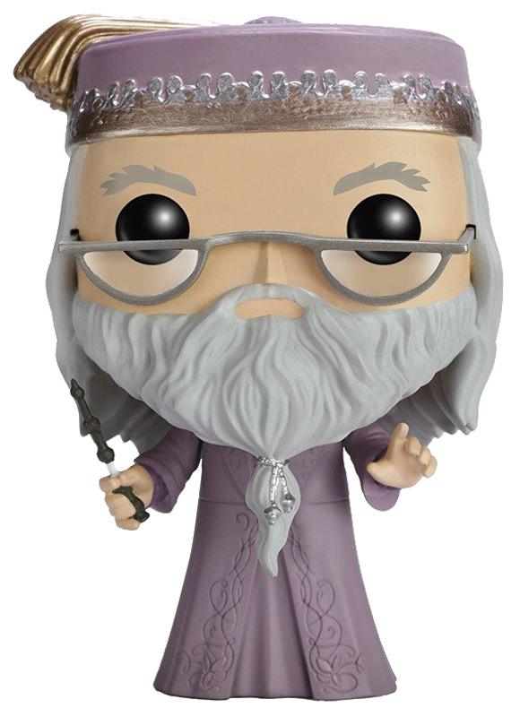 #15 Albus Dumbledore (Yule Ball)