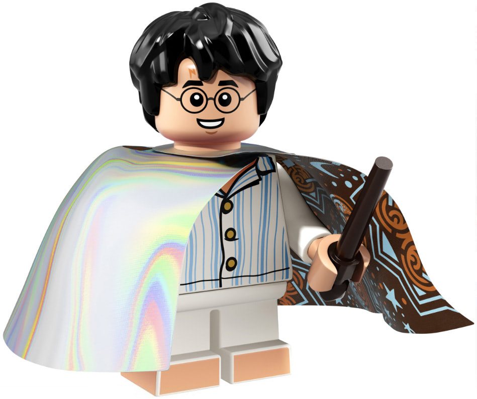#15 Harry Potter (Invisibility Cloak)