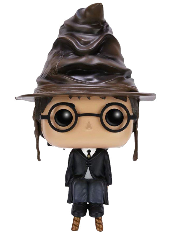 #21 Harry Potter (Sorting Hat)
