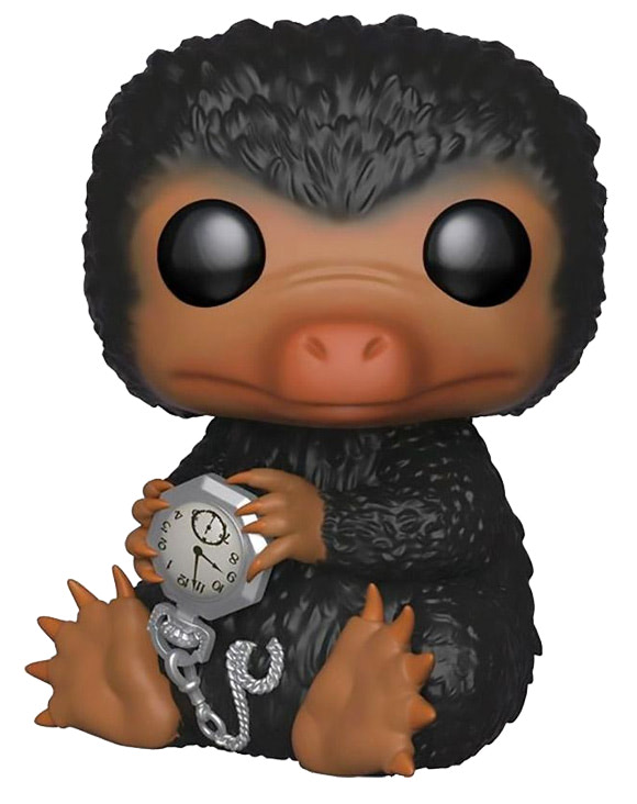 #22 Niffler (10″ Super Sized Pop)