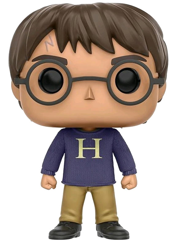 #27 Harry Potter ('H' Sweater)