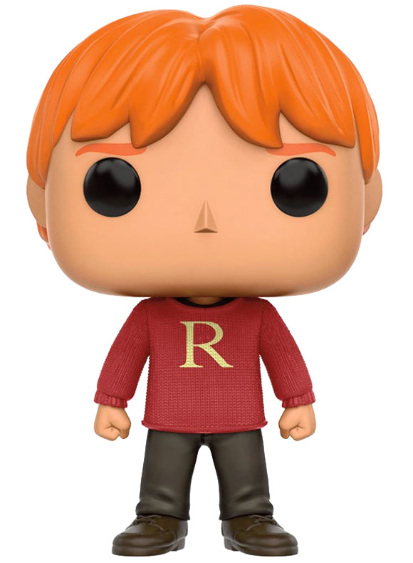 #28 Ron Weasley ('R' Sweater)