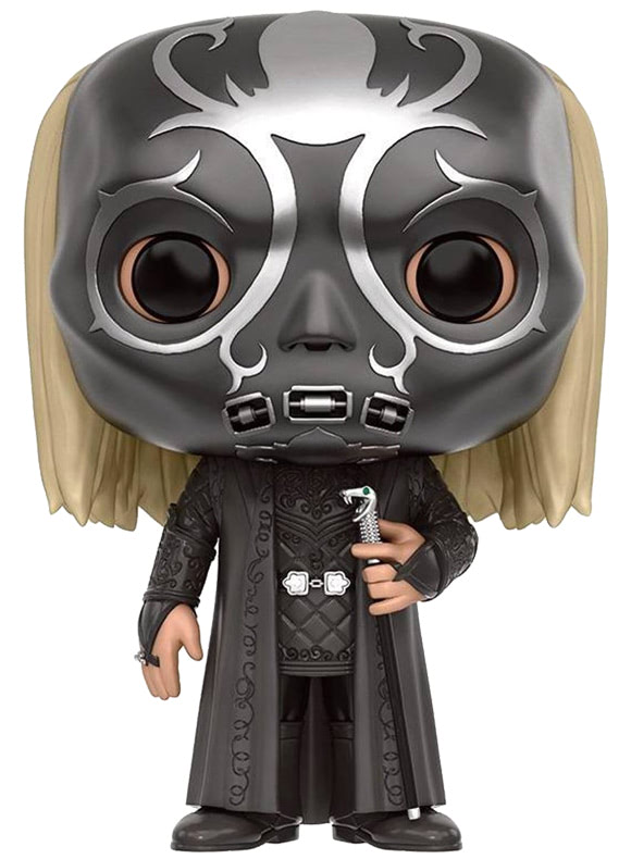 Lucius Malfoy as Death Eater Exclusive Pop Funko Vinyl Harry Potter #1