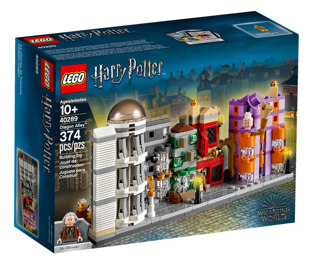 Diagon Alley (40289).