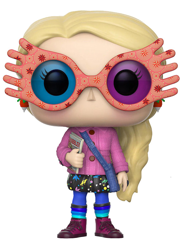 #41 Luna Lovegood (With Glasses)