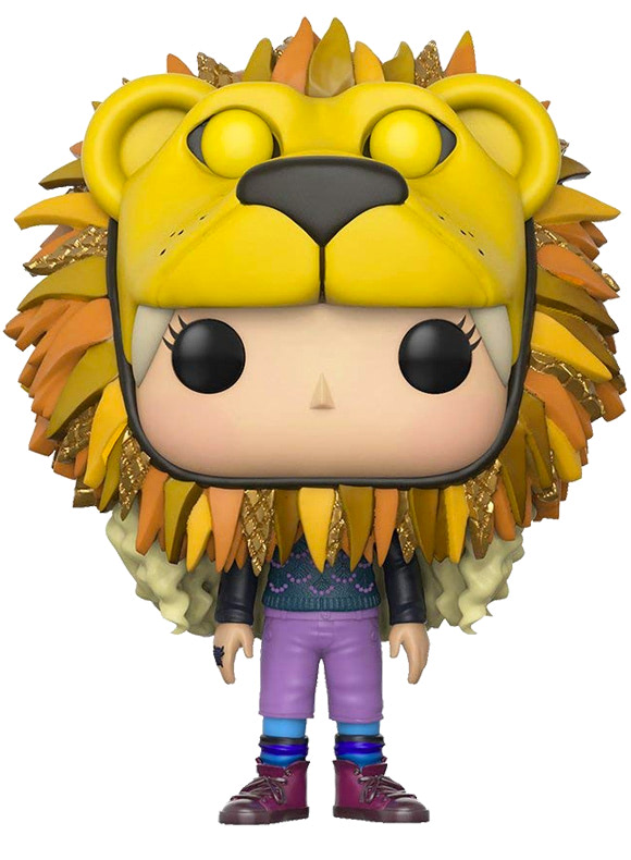 #47 Luna Lovegood (Lion Hat)