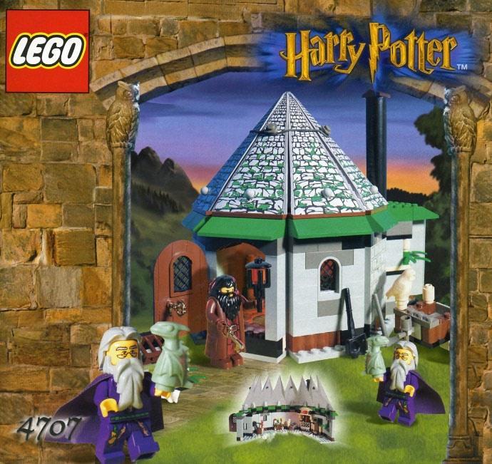 Hagrid's Hut (4707)