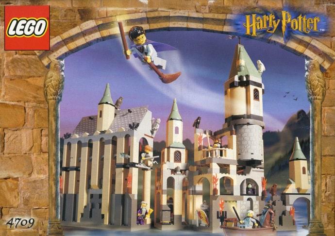 Hogwarts Castle (4709)