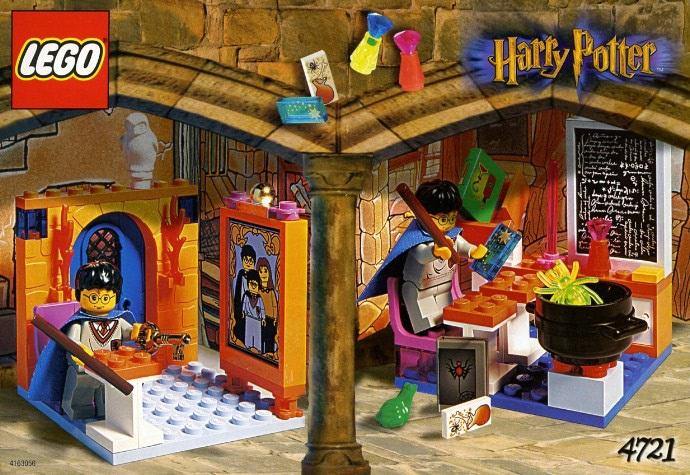 Hogwarts Classrooms (4721)