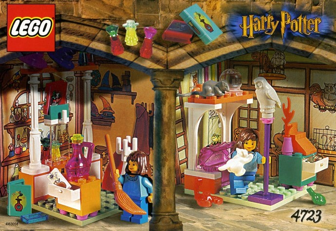 Diagon Alley Shops (4723)
