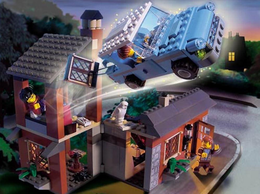Escape from Privet Drive (4728)