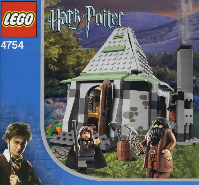 Hagrid's Hut (4754)