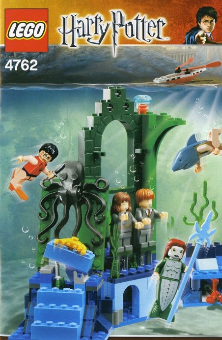 Rescue from the Merpeople (4762)