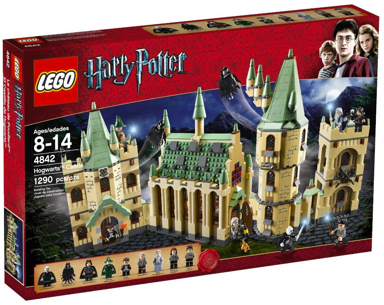Hogwarts Castle (4842)