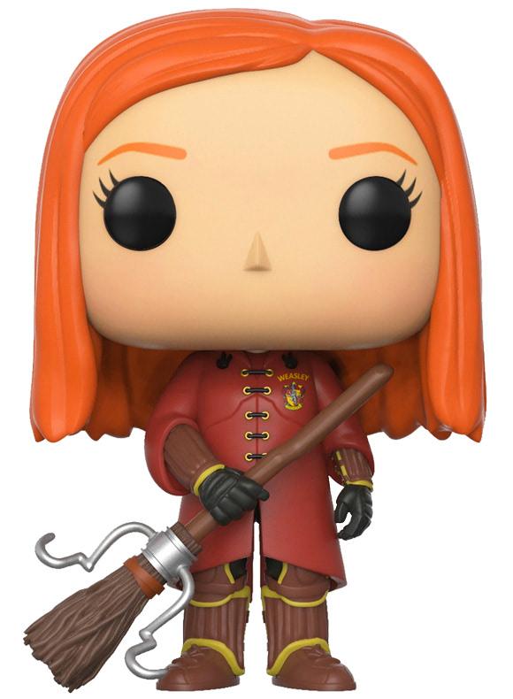 #50 Ginny Weasley (Quidditch)