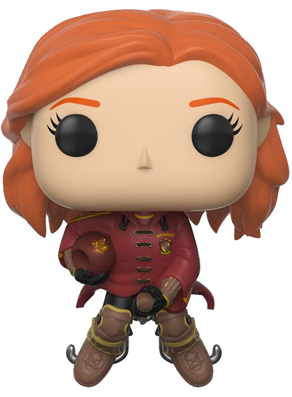 #53 Ginny Weasley (Quidditch Broom)