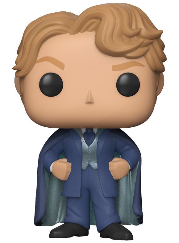 #59 Gilderoy Lockhart (Blue Suit)