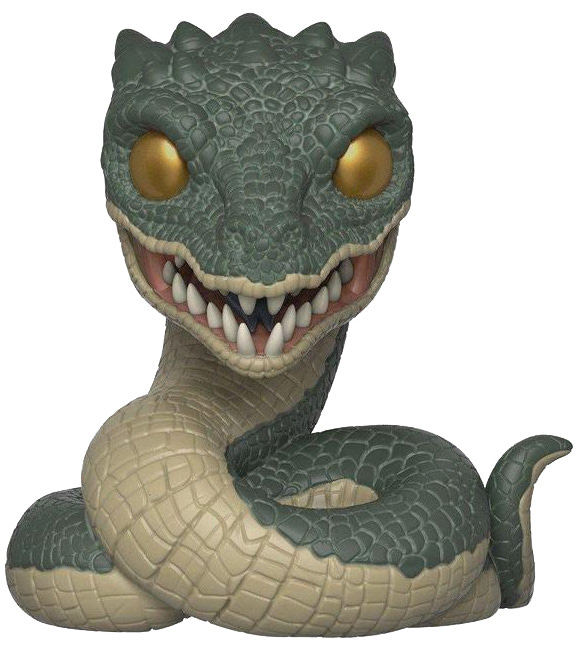 #64 Basilisk (6″ Super Sized Pop)
