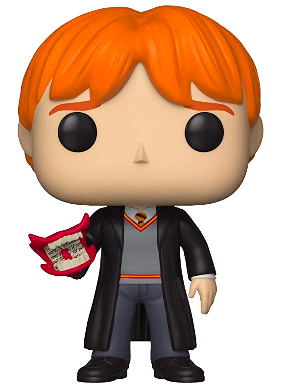#71 Ron Weasley (With Howler)