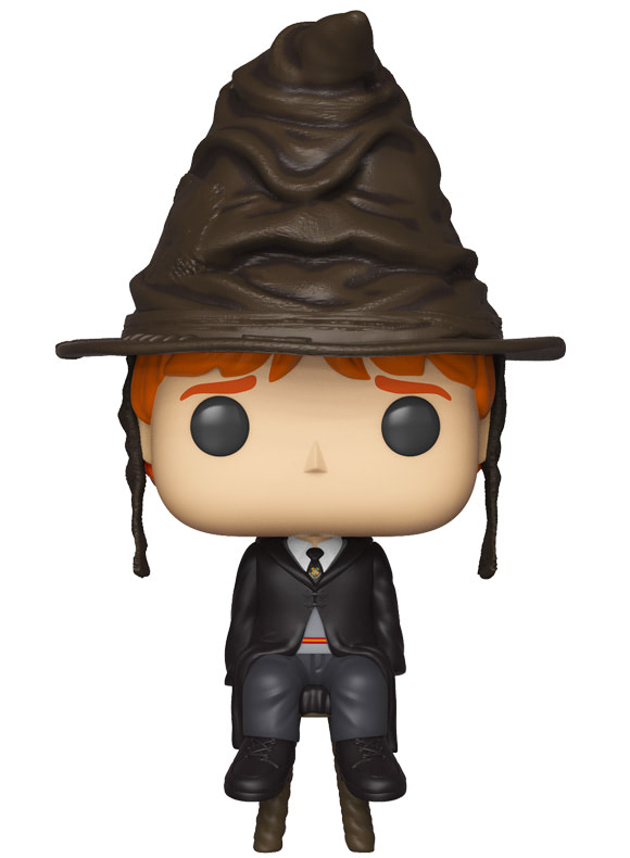 #72 Ron Weasley (Sorting Hat)