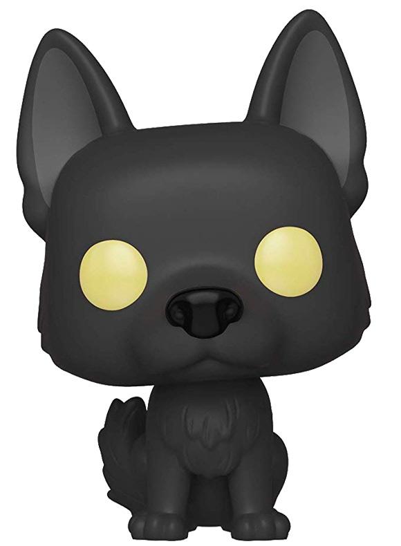 #73 Sirius Black (As Dog)
