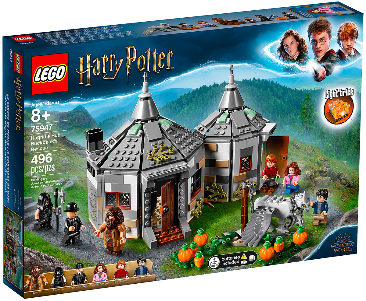 Hagrid's Hut: Buckbeak's Rescue (75947)