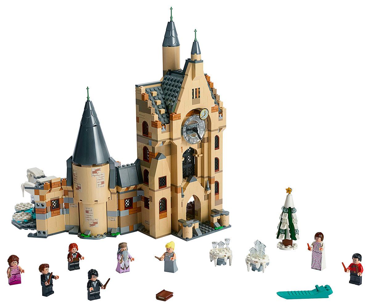 Hogwarts Clock Tower (75948)