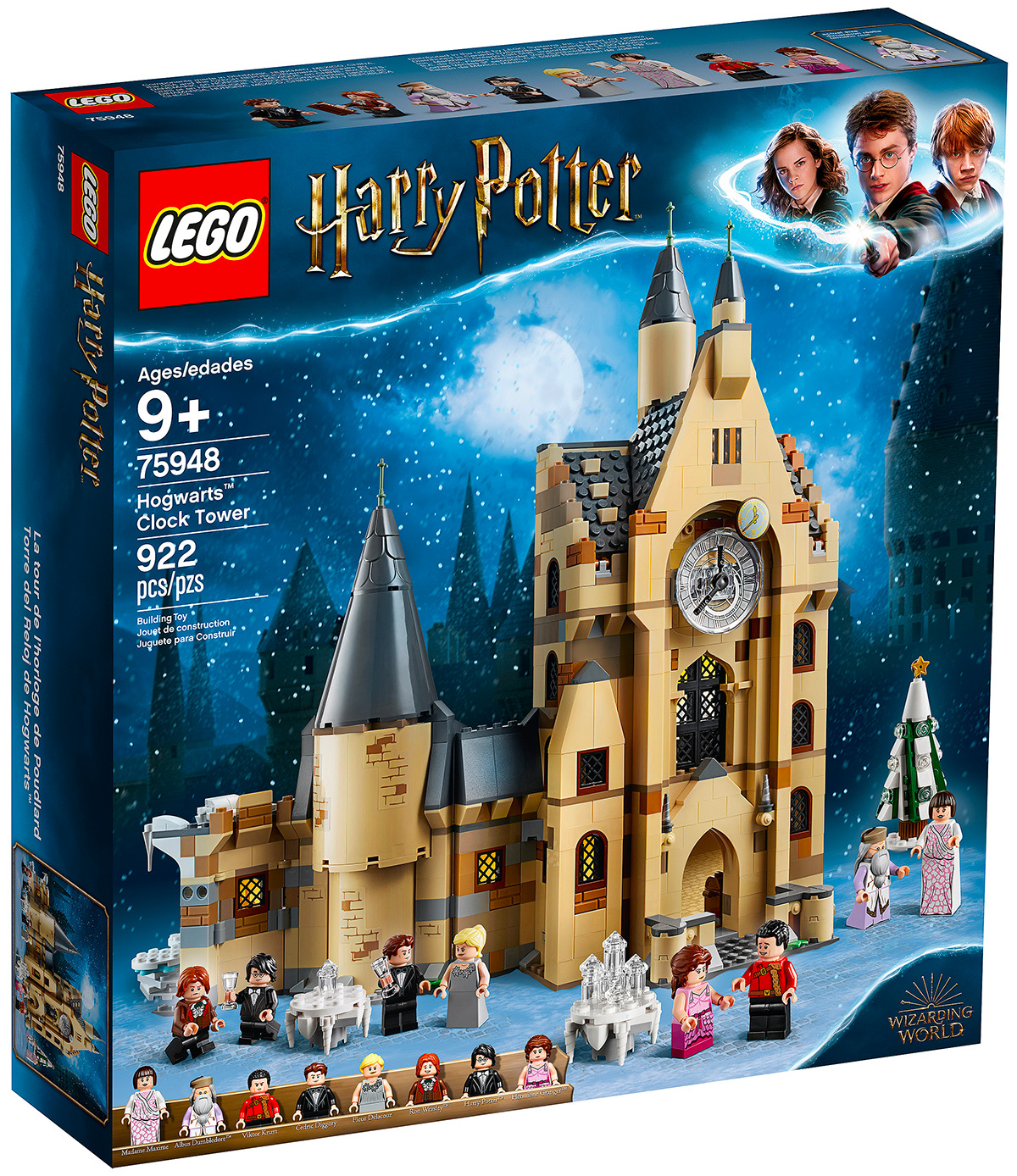 Hogwarts Clock Tower (75948)