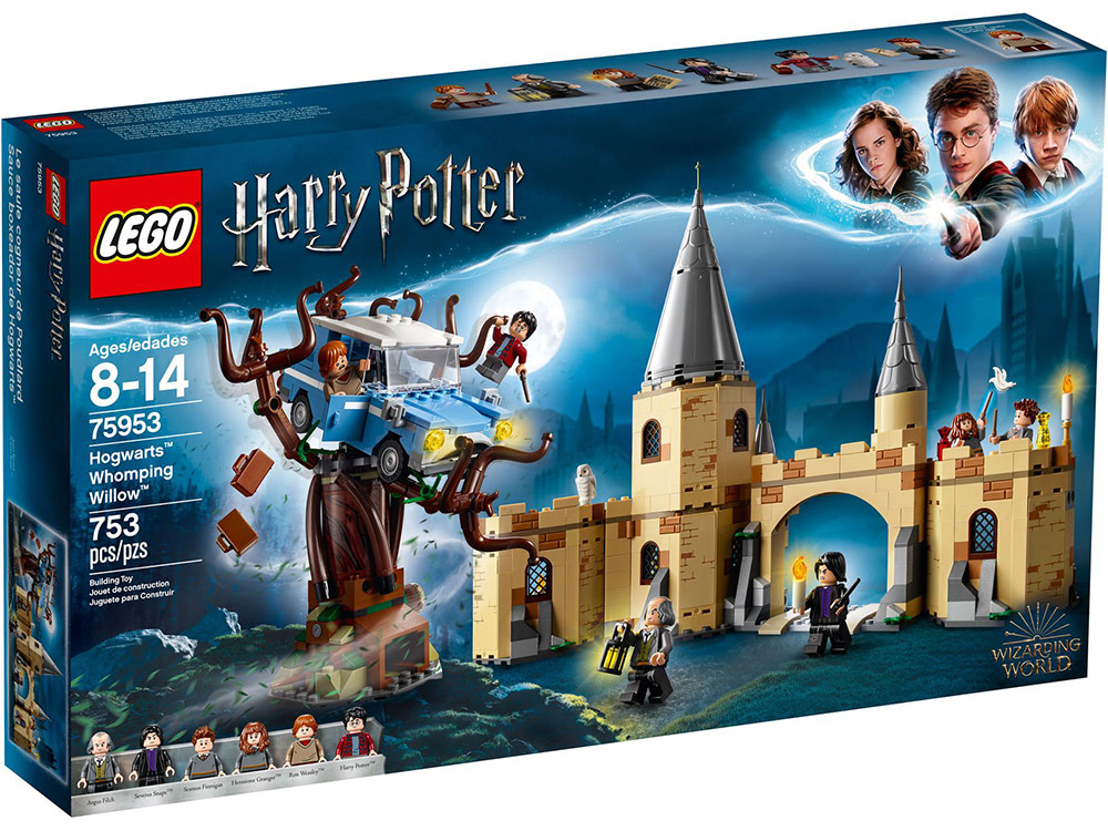 Hogwarts Whomping Willow (75953)