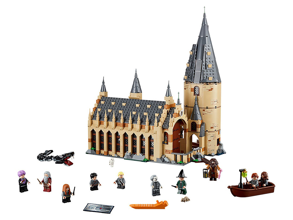 Hogwarts Great Hall (75954)