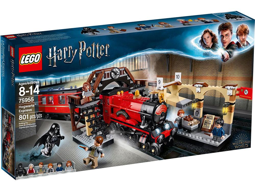 Hogwarts Express (75955)