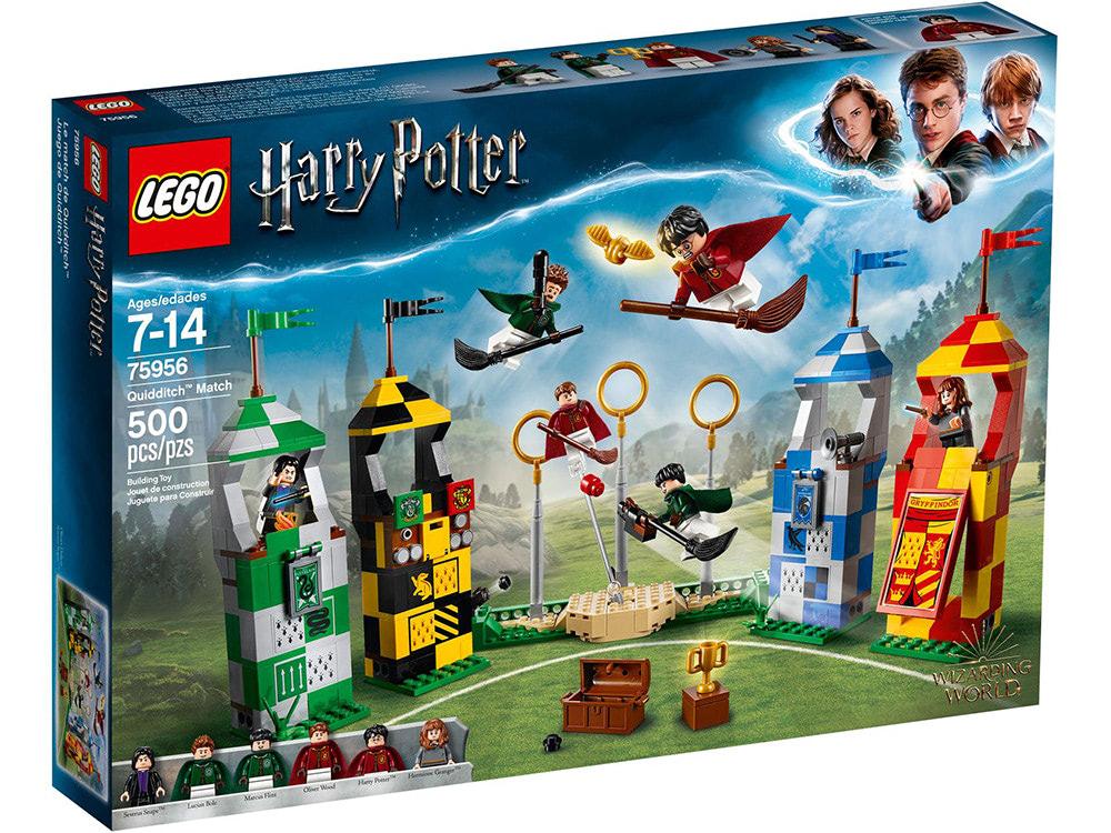 Quidditch Match (75956)