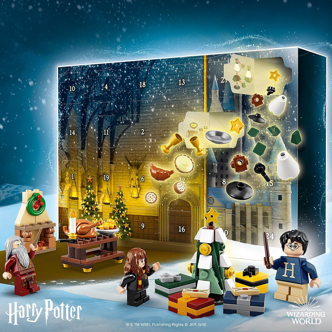 'Harry Potter' Advent calendar (75964)