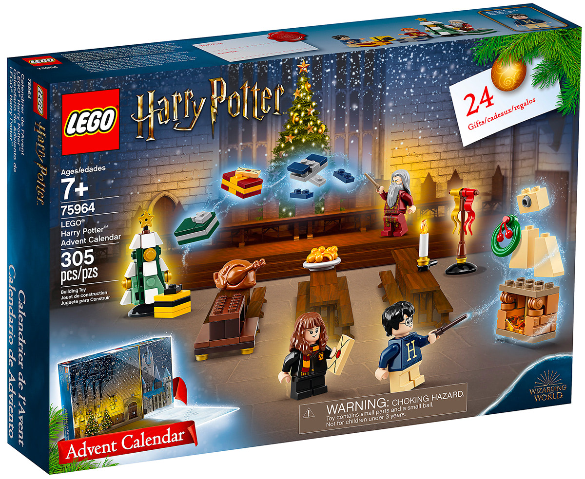 LEGO Advent calendar (75964)