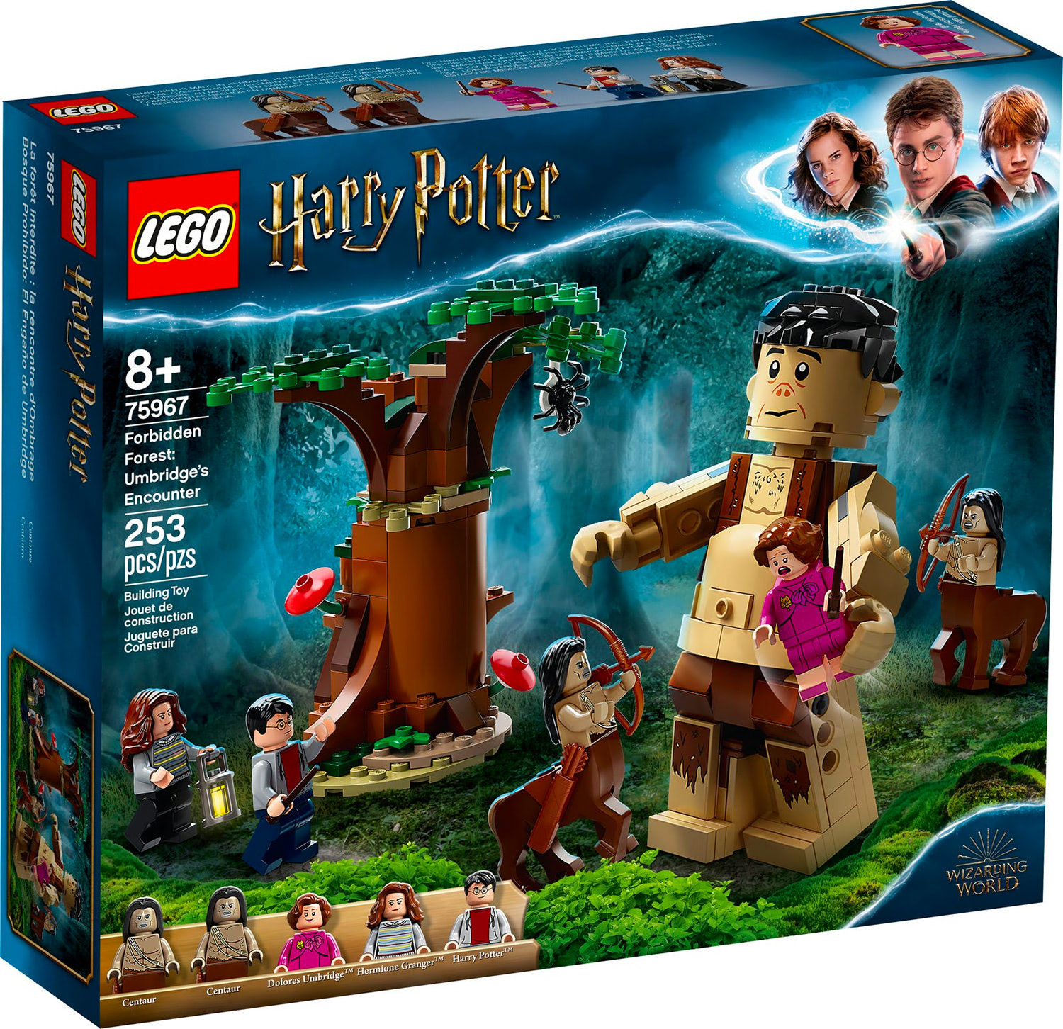 Forbidden Forest: Umbridge's Encounter (75967)