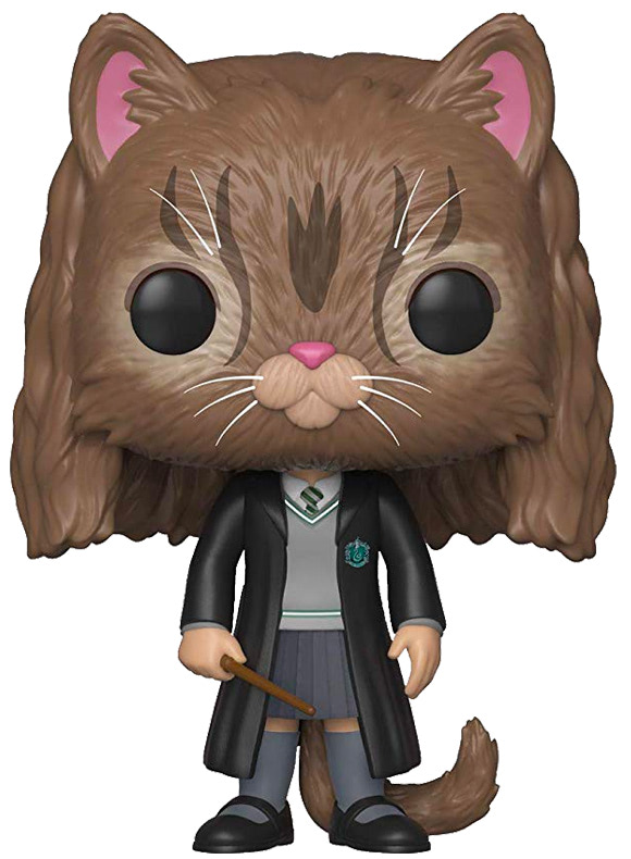#77 Hermione Granger (As Cat)