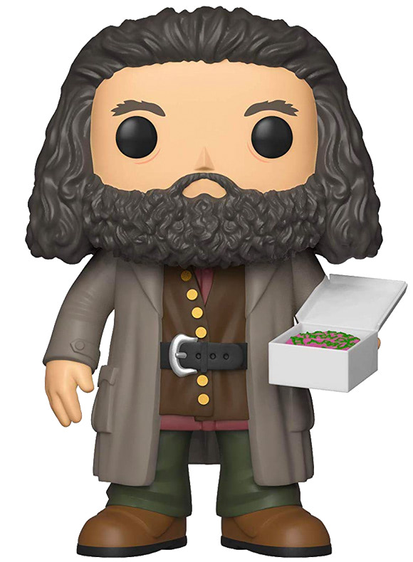#78 Rubeus Hagrid (With Birthday Cake) (6″ Super Sized Pop)
