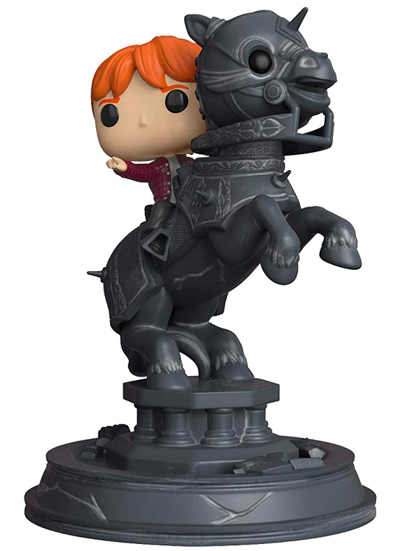 #82 Ron Weasley (Riding Chess Piece)