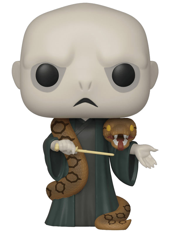 #85 Voldemort (With Nagini)