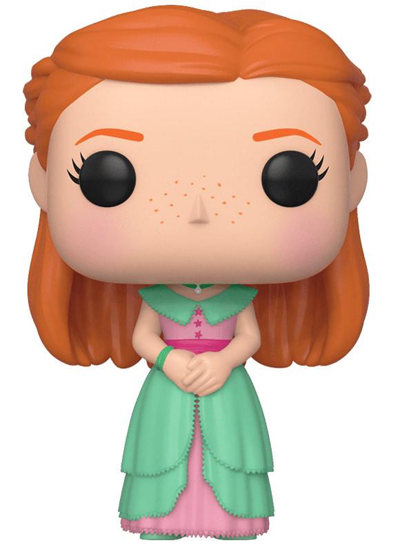 #92 Ginny Weasley (Yule Ball)