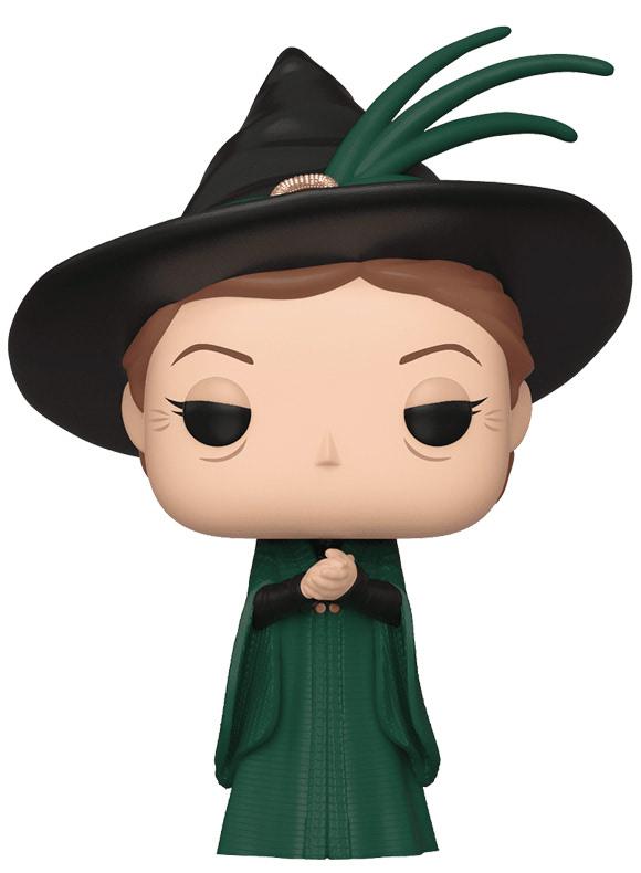 #93 Minerva McGonagall (Yule Ball)