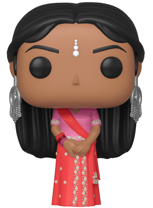 #99 Padma Patil (Yule Ball)